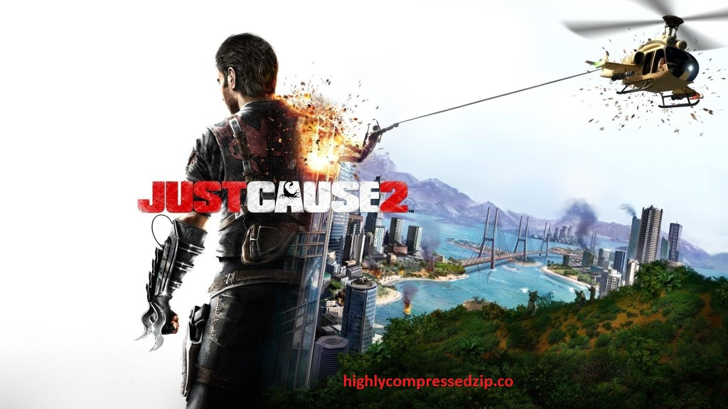 Just Cause 2 Download for PC Highly Compressed