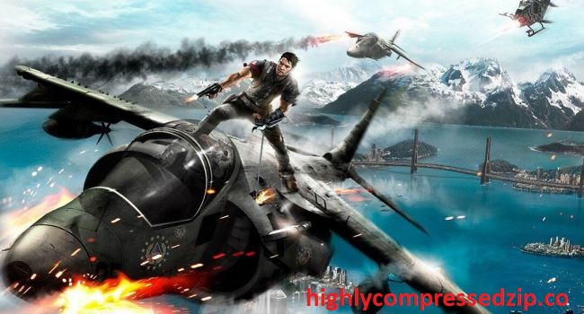 Just Cause 1 Highly Compressed PC Free Download