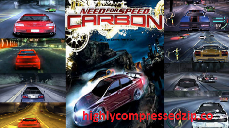 Need For Speed Carbon Highly Compressed PC Game