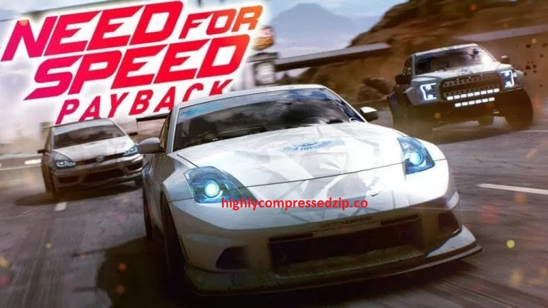 NFS Most Wanted Game Highly Compressed PC Game