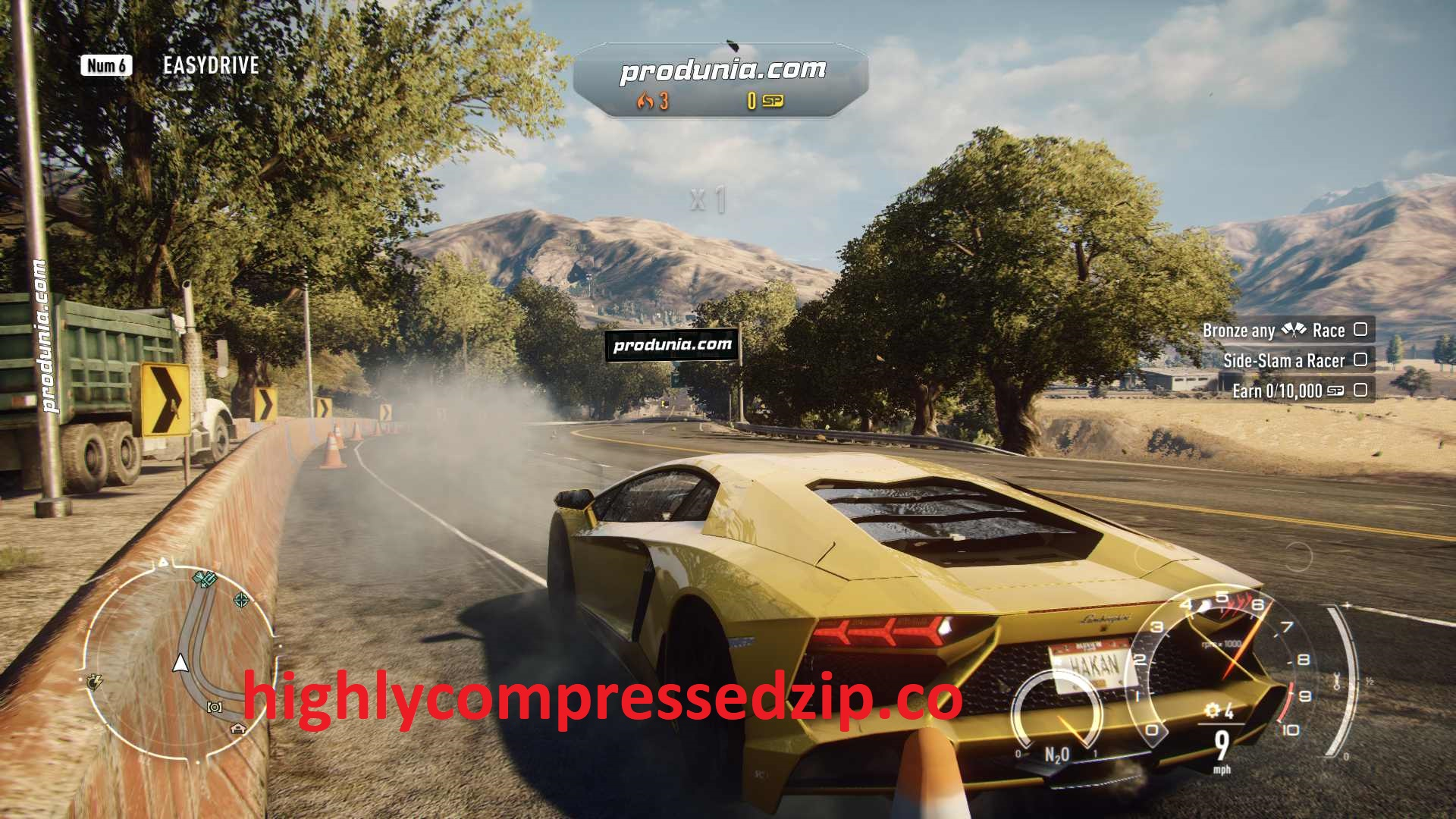 Need For Speed Rivals (NFS Rivals) Highly Compressed