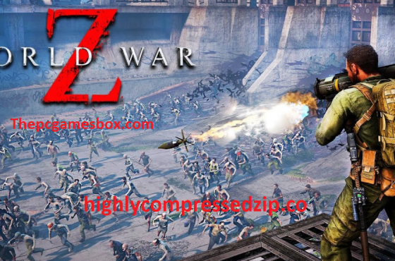 World War Z PC Game Highly Compressed Free Download
