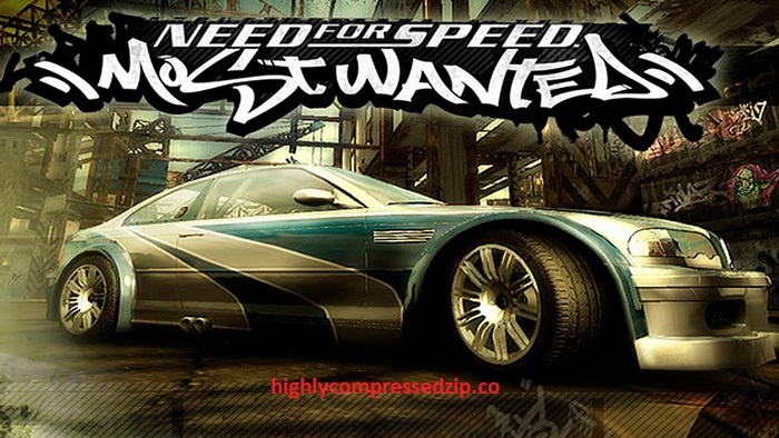 NFS Most Wanted 2005 Highly Compressed PC Download