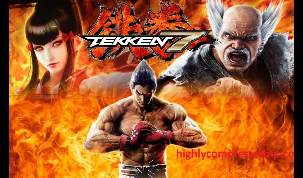 Tekken 7 Game Download Highly Compressed For Pc