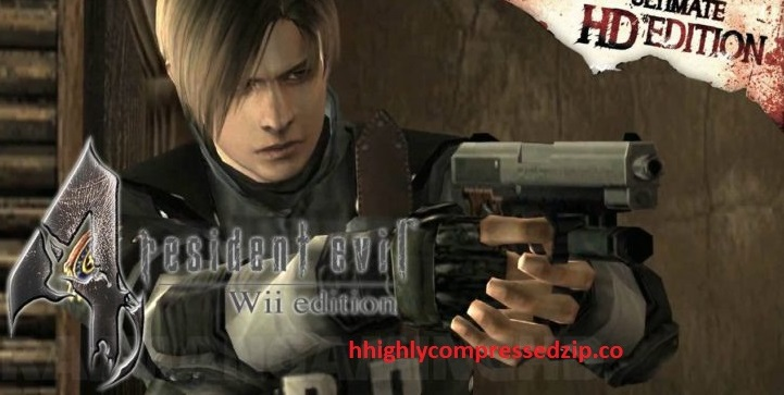 Resident Evil 4 Highly Compressed Free Download