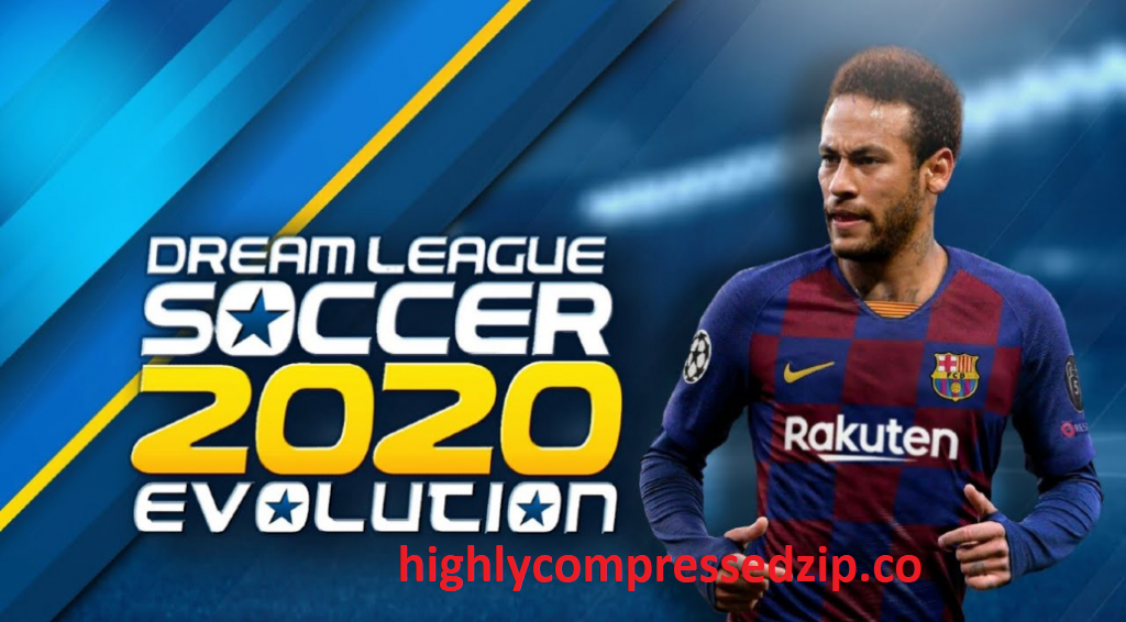 Dream League Soccer 2020 Download Highly Compressed
