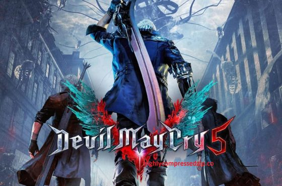 Devil May Cry 5 Pc Download Free Full Version Game Highly Compressed