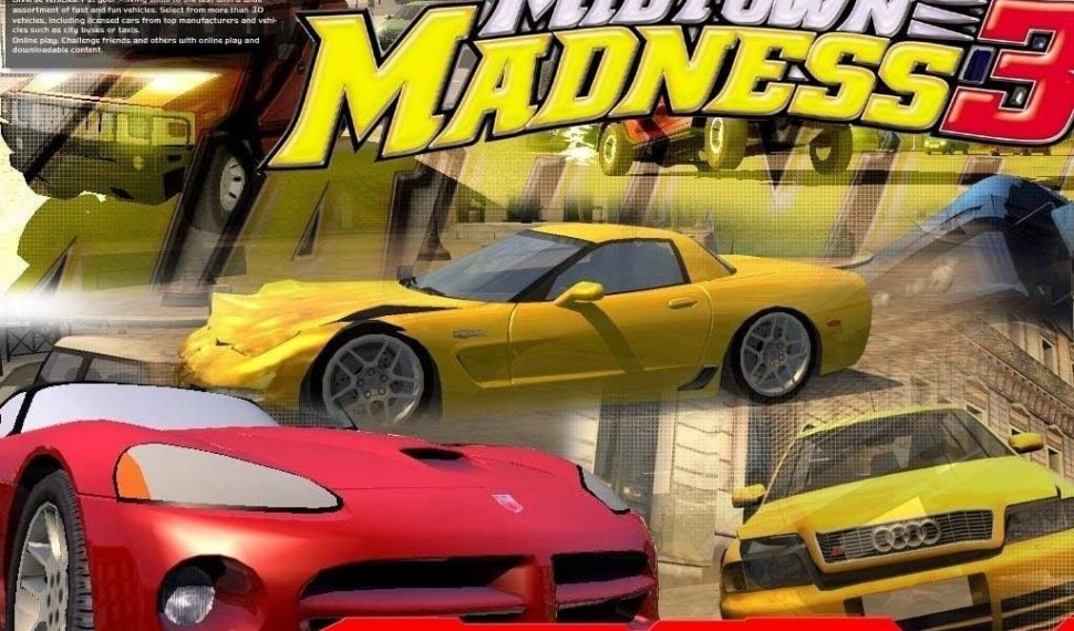Midtown Madness 3 Free Download Highly Compressed For Windows