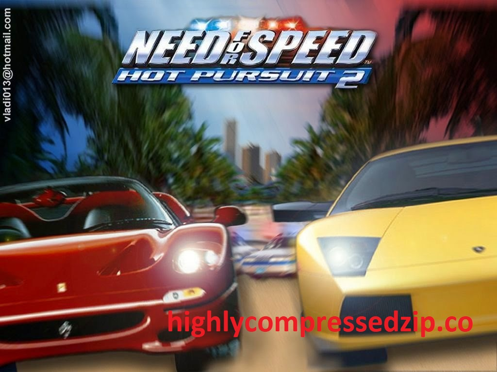 Need For Speed Hot Pursuit 2 Pc Download Highly Compressed