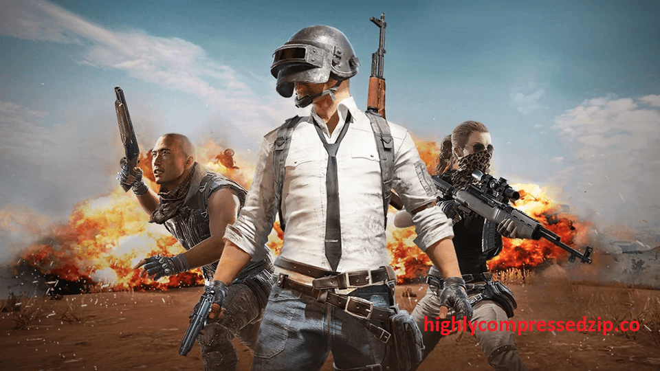 PUBG Game Download For Pc Free Full Version Highly Compressed