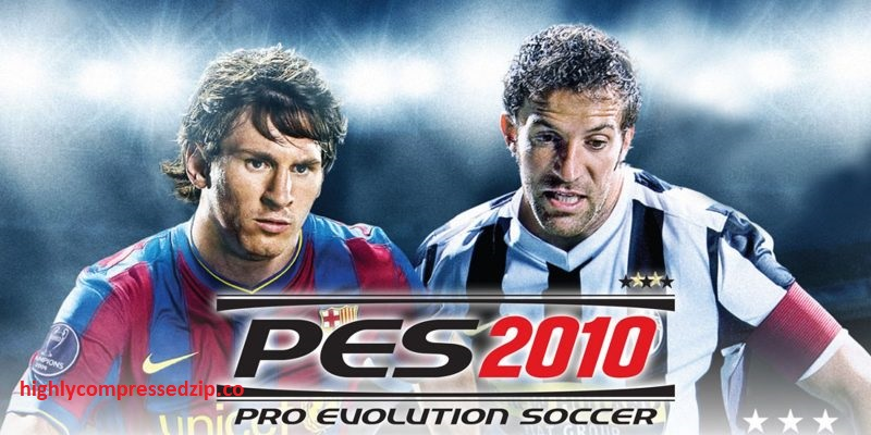 PES 2010 Free Download Full Version For Pc Highly Compressed