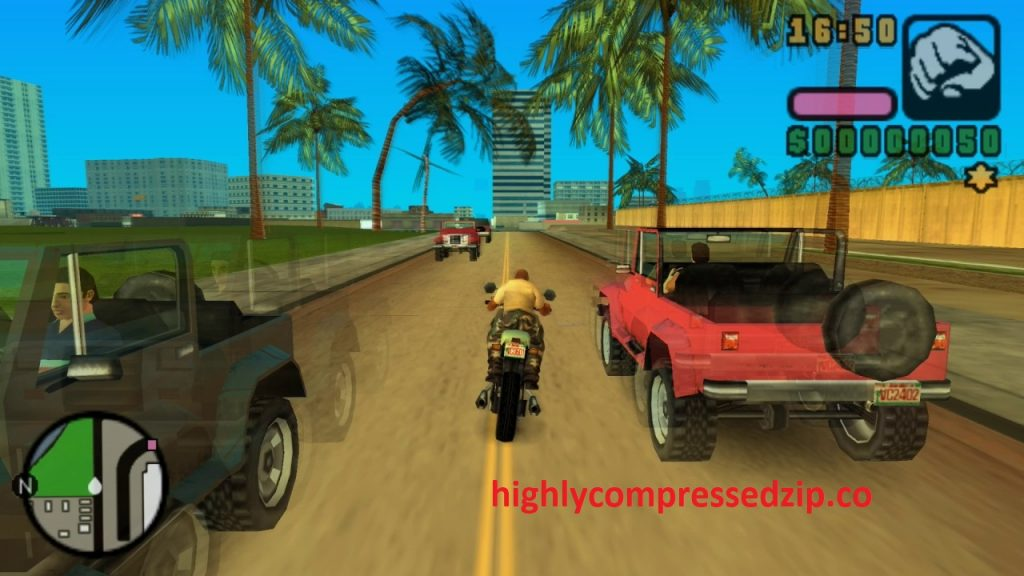 GTA Vice City Highly Compressed Free Download PC Game