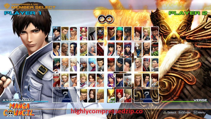 The King Of Fighters XIV Pc Download Free Full Game Highly Compressed