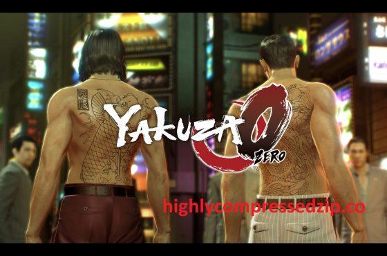 Yakuza 0 Pc Download Full Version Highly Compressed Game