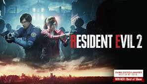 Resident Evil 2 Crack Codex Free Download PC Game