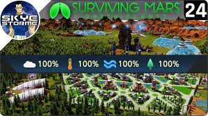 Surviving Mars Green Planet Crack PC Free Download Game