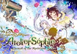 Atelier Sophie The Alchemist of the Mysterious Book Crack Download 2021
