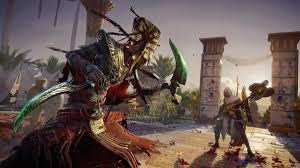 Assassin's Creed Origins The Curse of the Pharaohs Crack Codex