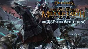 The Lord of the Rings The Battle for Middle-earth II The Rise Crack CPY