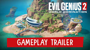Evil Genius 2 World Domination Crack PC-CPY Torrent Free Download