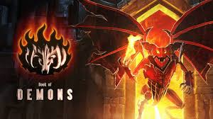 Book of Demons Crack PC +CPY CODEX Torrent Free Download