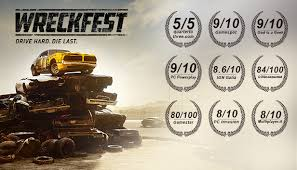 Wreckfest Crack PC +CPY CODEX Torrent Free Download 2021