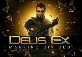 Deus Ex Mankind Divided Digital Deluxe Edition Crack Torrent Download