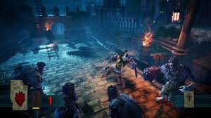 Hand of Fate 2 A Cold Hearth Crack Full PC Game Free Download