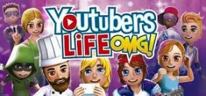Youtubers Life OMG Crack Free Download Codex Torrent PC +CPY Game