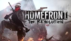Homefront The Revolution Crack Full PC +CPY Free Download Game