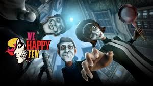 We Happy Few Crack PC +CPY CODEX Torrent Free Download