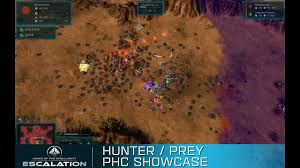 Ashes of the Singularity Escalation Hunter Prey Crack Torrent Download
