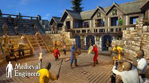 Medieval Engineers Crack Free Download PC +CPY CODEX Torrent Game