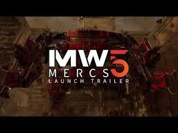 MechWarrior 5 Mercenaries Update v1.0.181 Crack Torrent Download