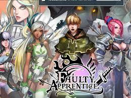 Faulty Apprentice Fantasy Visual Novel Crack Free Download Game
