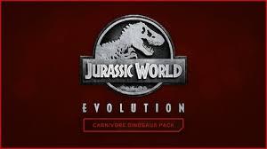 Jurassic World Evolution Crack Codex Free Download PC Game