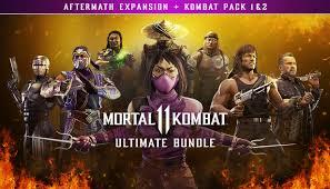 Mortal Kombat 11 Crack PC Game CODEX Torrent Free Download