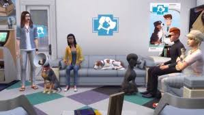 The Sims 4 Cats and Dogs Crack Full PC Game Free Download 2021