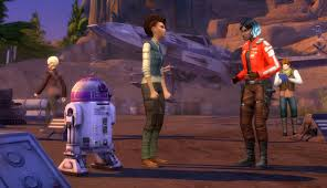 The Sims 4 Star Wars Crack Codex Torrent Free Download Game