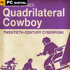 Quadrilateral Cowboy Crack Free Download PC +CPY CODEX Torrent