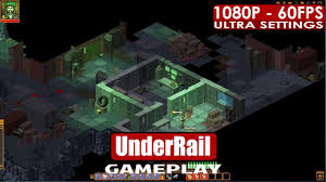 UnderRail Crack CODEX Torrent Free Download Full PC +CPY Game